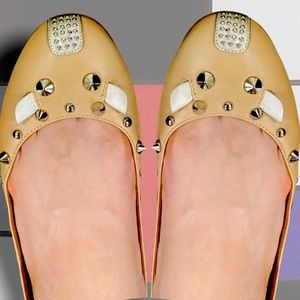 Marc by Marc Jacobs Studded Mouse Ballet Flats Sz9